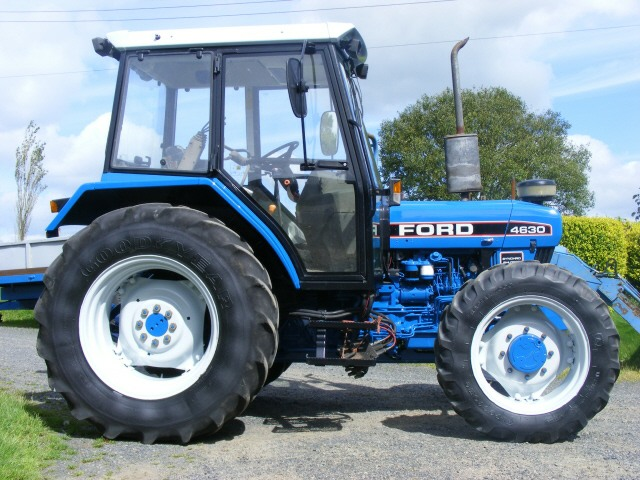 Ford 4630 Tractor Parts Diagram : Ford wiring diagram get free image about