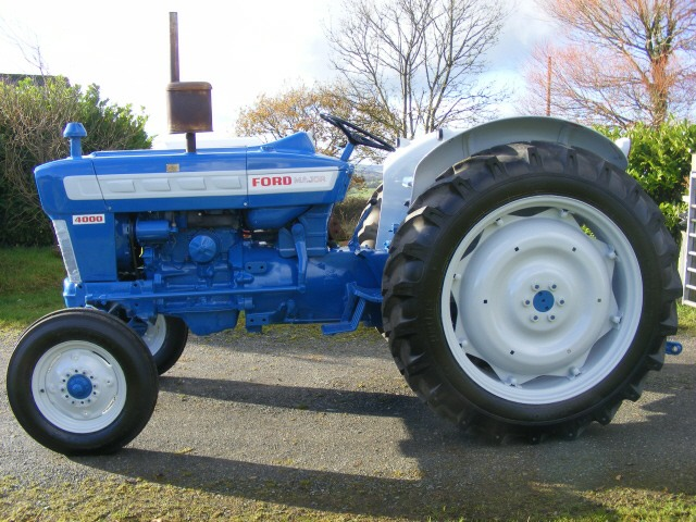 Ford 4000 Tractor Parts : Ford  price release date reviews