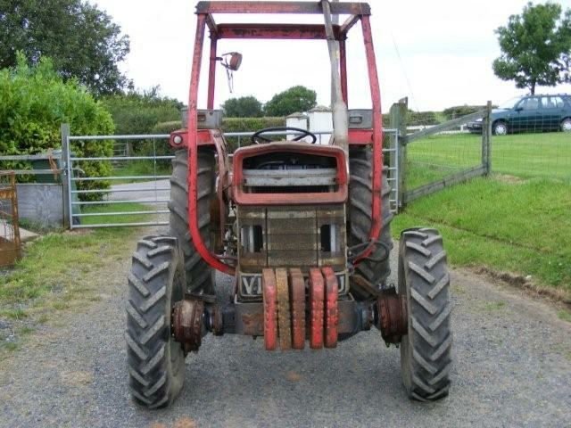 Tractor Restoration Projects : Rdg tractors page