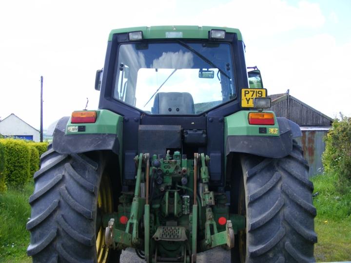 Tractor Restoration Projects : John deere
