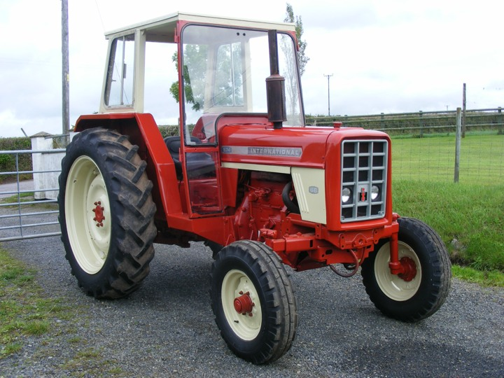 Parts For Ih 574 : Ih tractor bing images