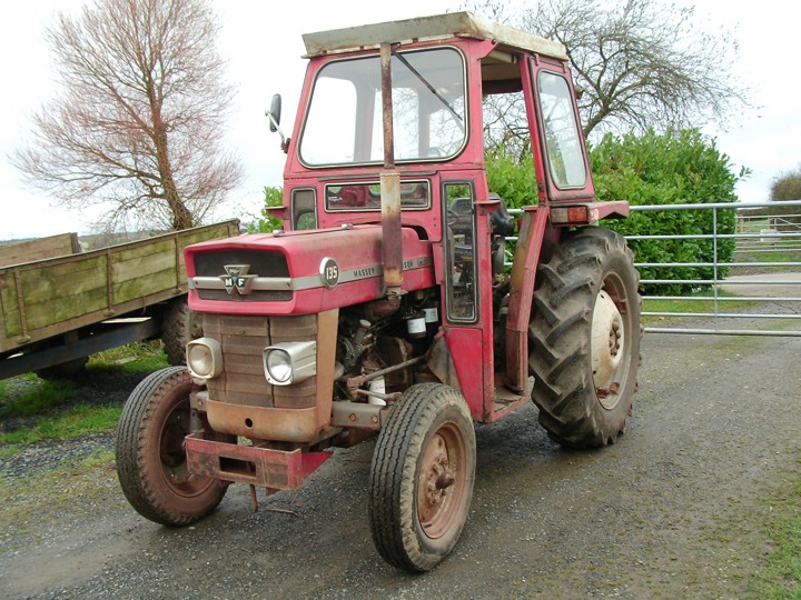 Tractor Restoration Projects : Mf crooke